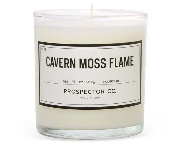 5 oz Cavern Moss Flame Candle
