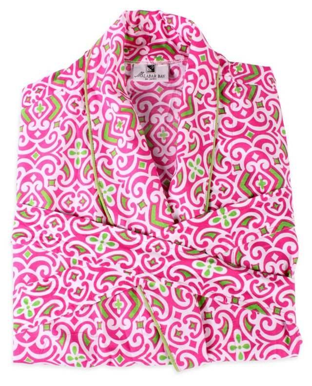 Collins Robe, Pink