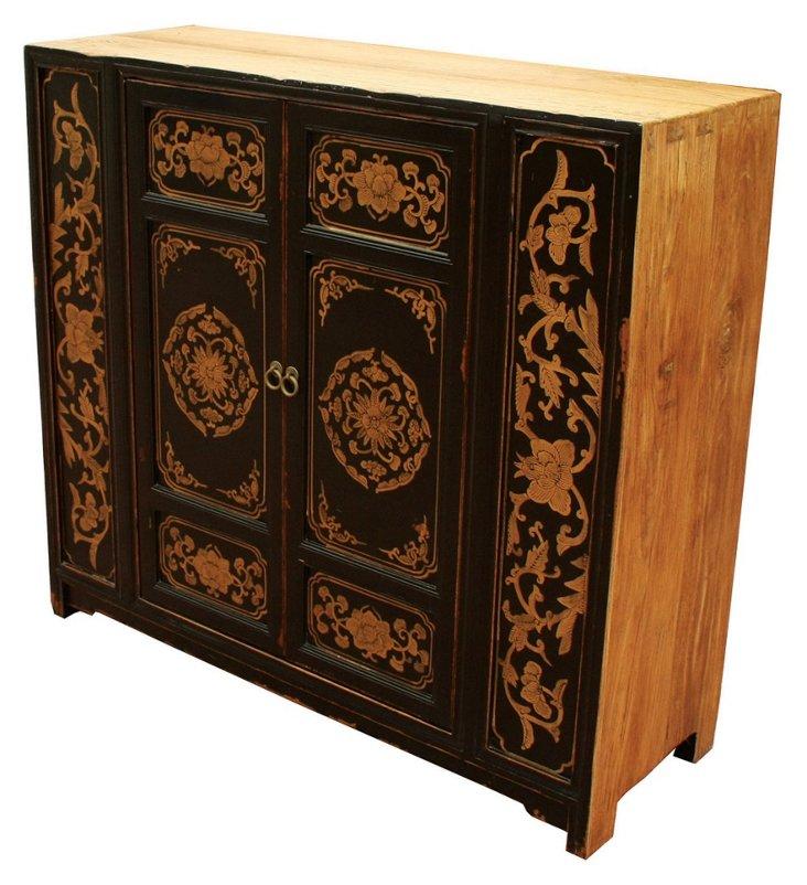Pamona 2-Door Cabinet