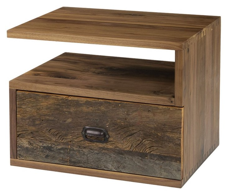 Leroy End Table, Left