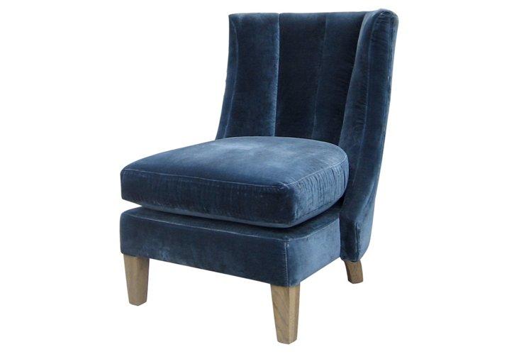 Maya Slipper Chair