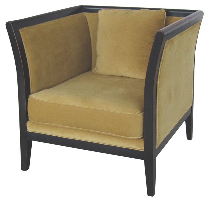 Empress Club Chair