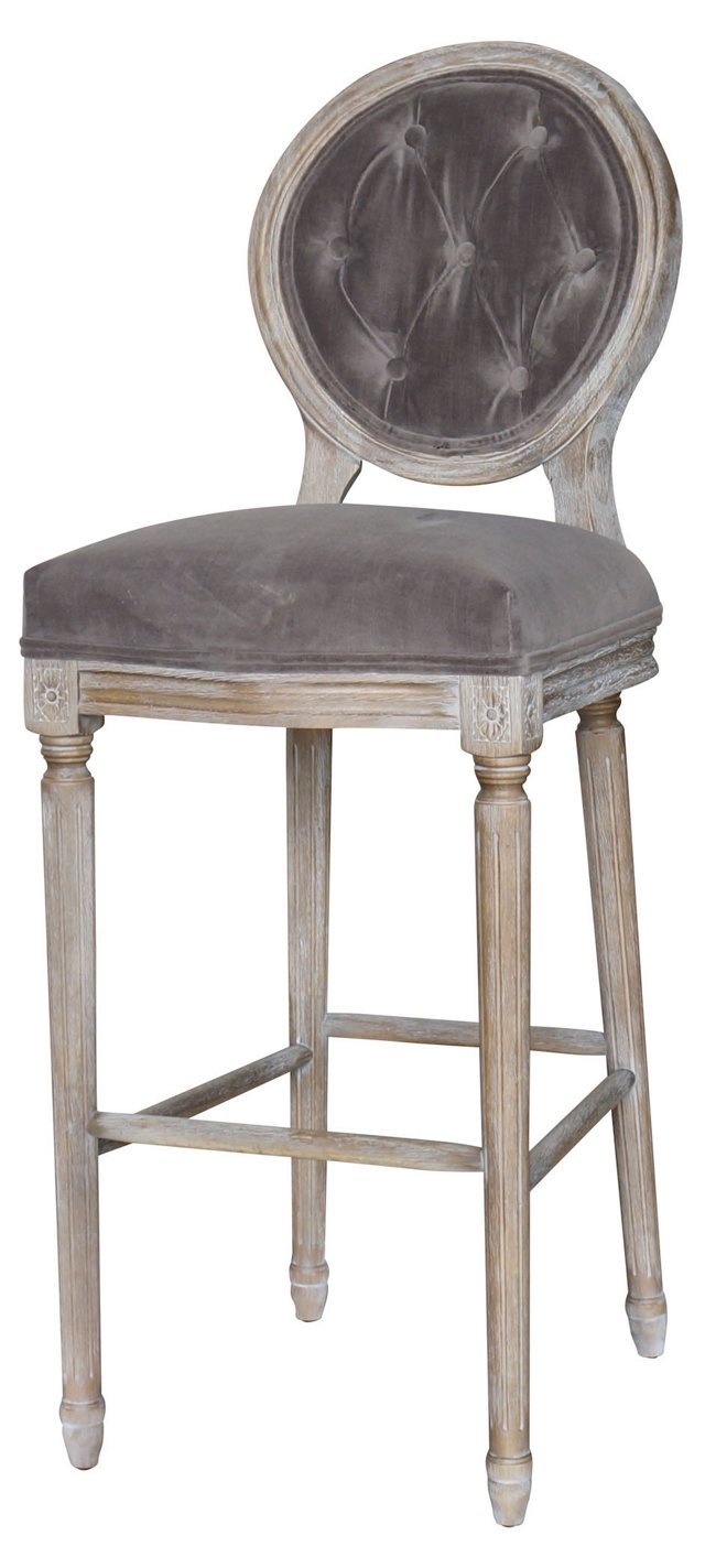 Sully Barstool, Gray