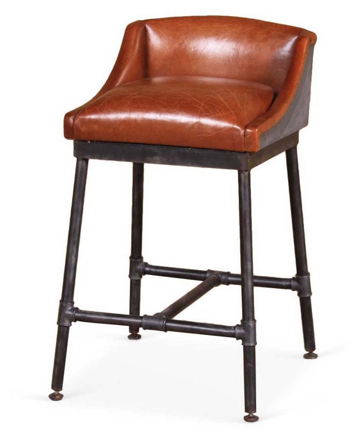 Colonel Counter Stool