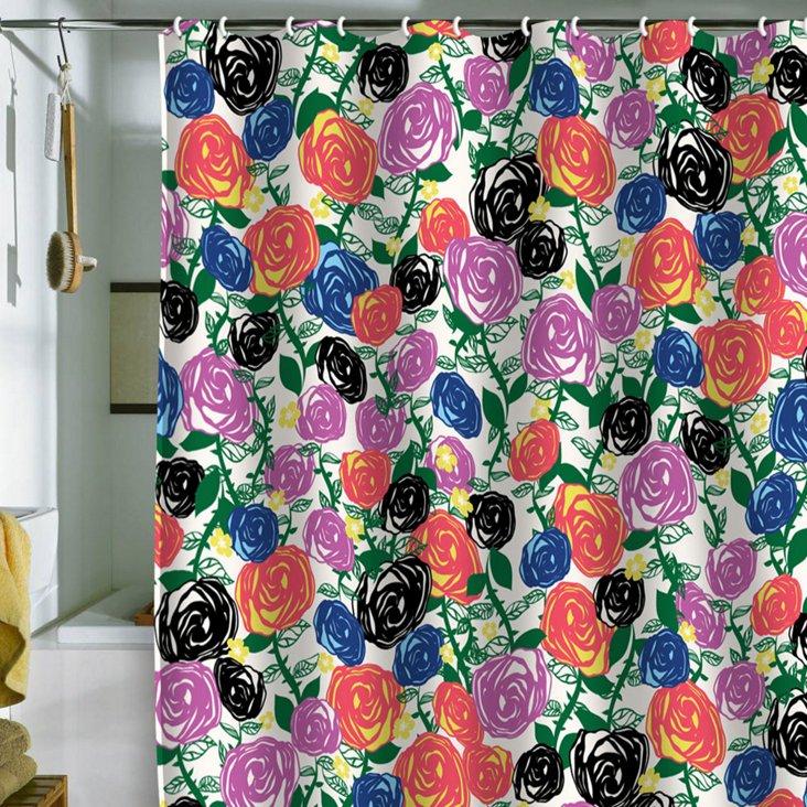 Howell Valencia Shower Curtain
