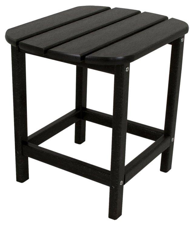 Montauk Side Table, Black