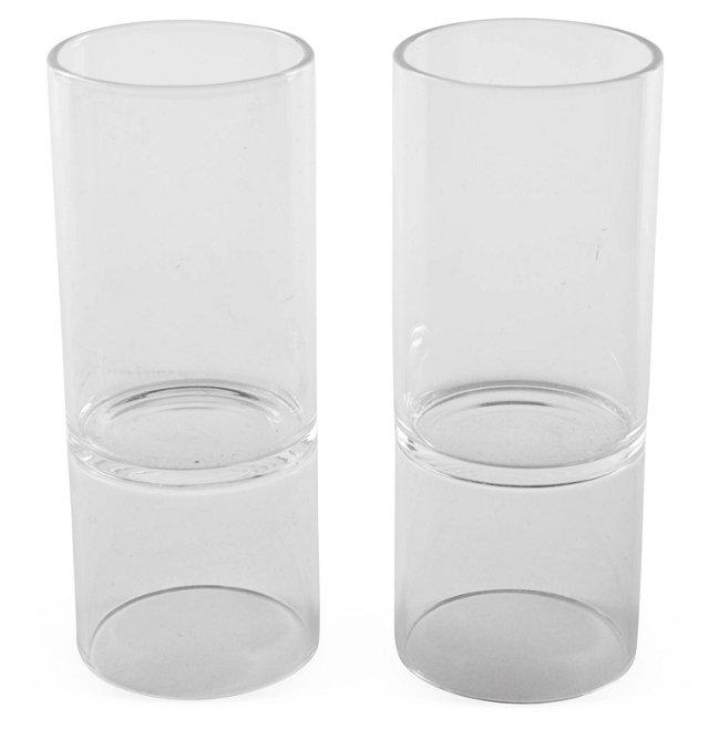fferone Wine Glasses, Pair