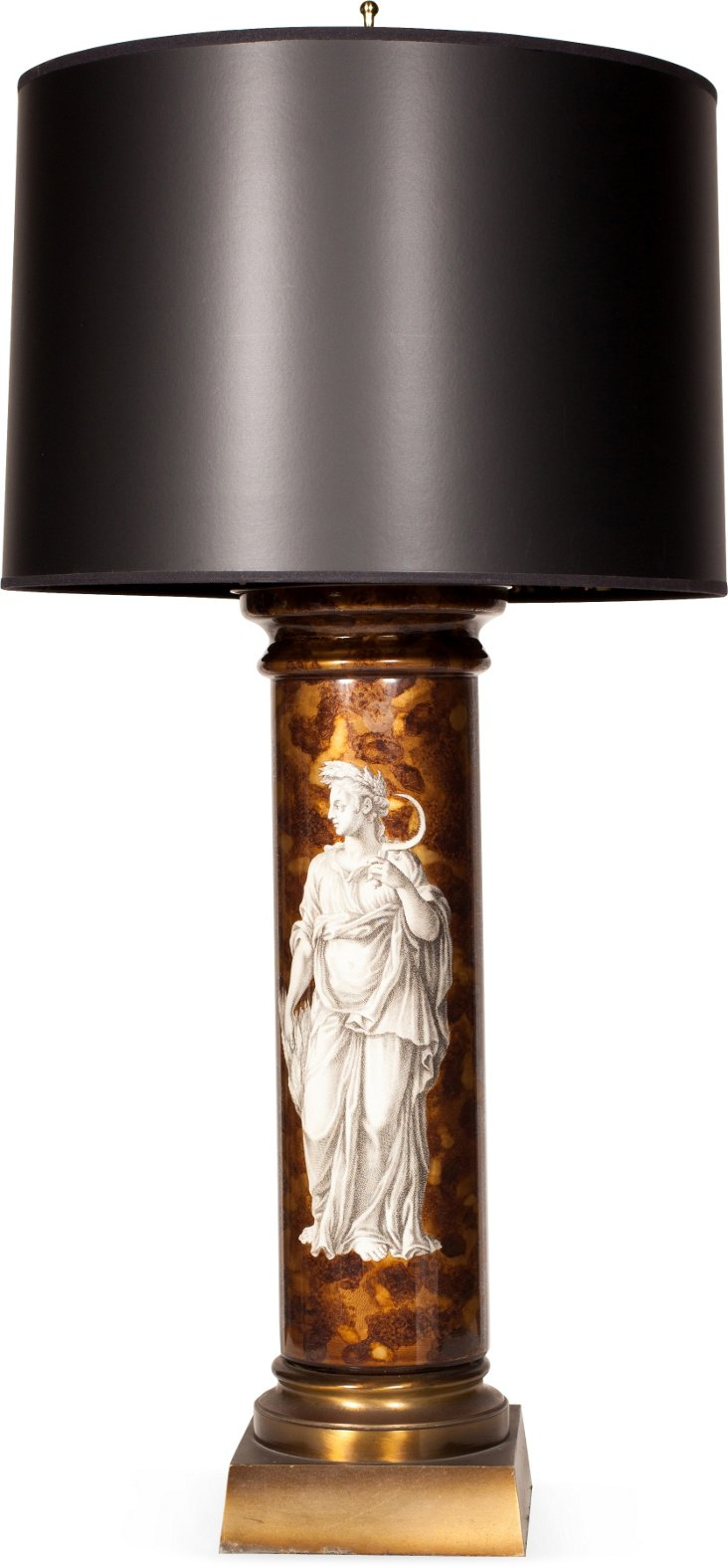 1960s Fornasetti-Style Lamp I