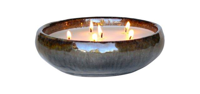 6-Wick Ocean Candle, Citrus