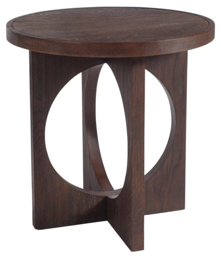 Rowan Side Table, Cocoa