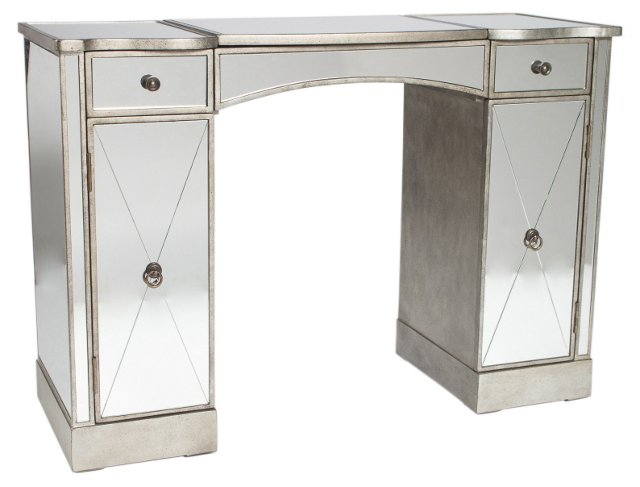 Emma Mirrored Desk