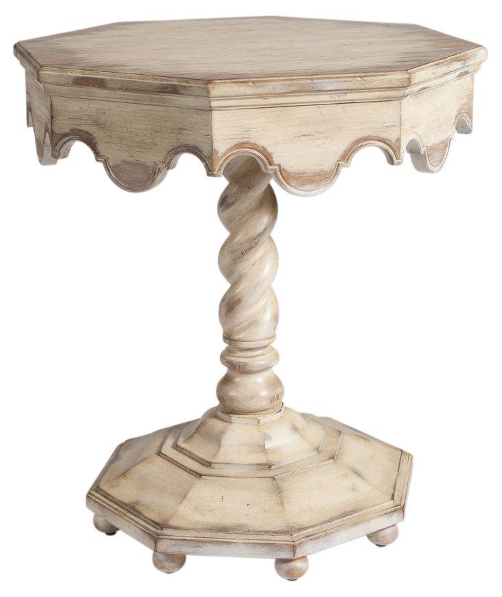Wilson Octagonal Side Table