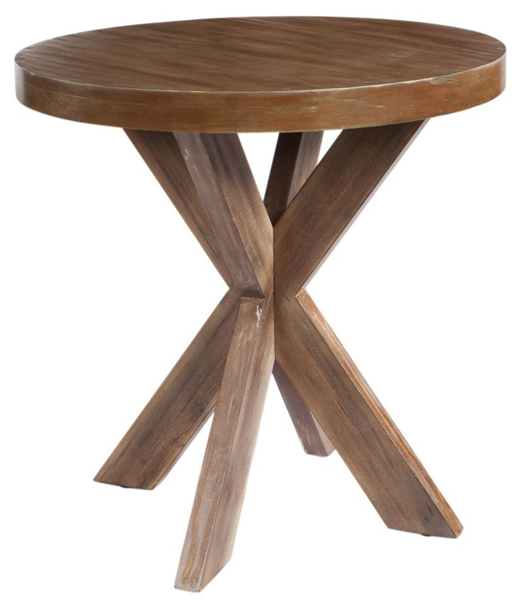 Carter Side Table, Natural