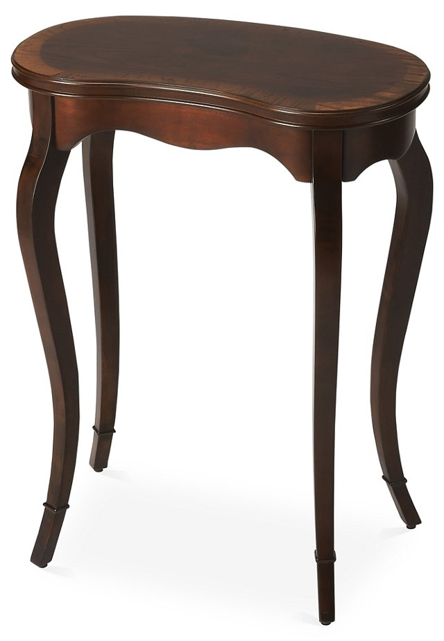 Thomas Accent Table, Cherry