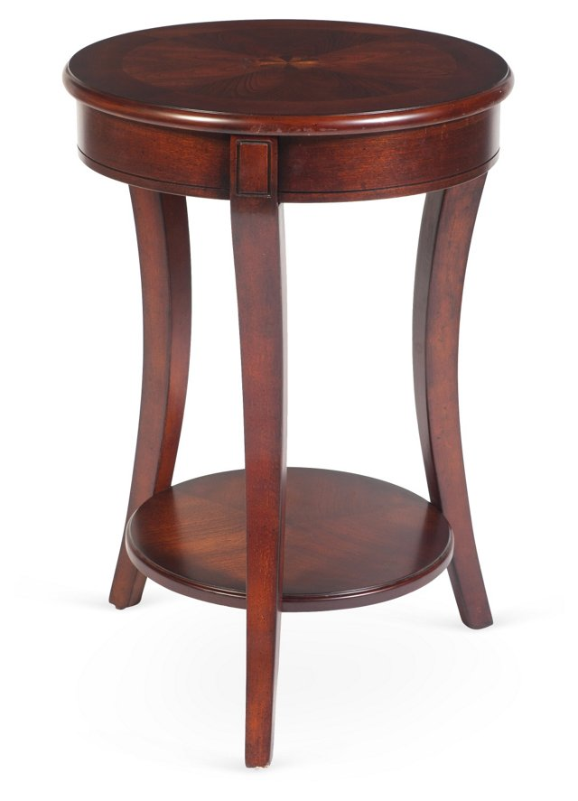 Collins Side Table, Cherry