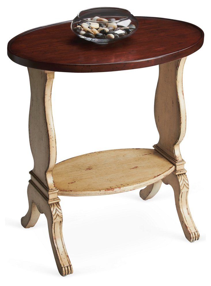 Ward Side Table Cherry