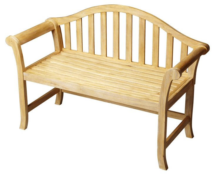 Remy Bench, Natural