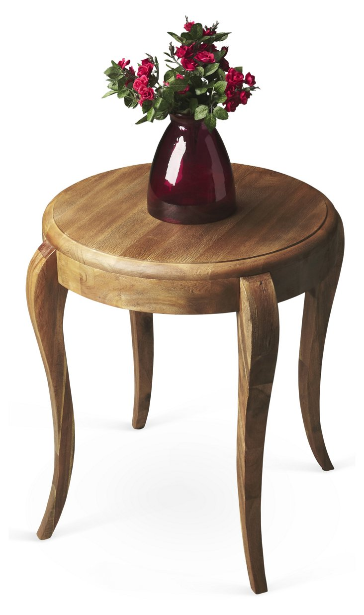 Sargent Side Table, Natural