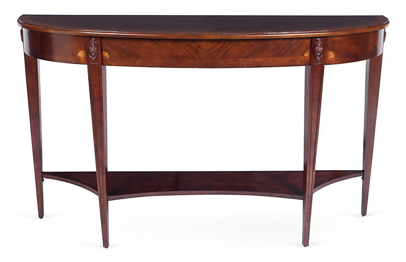 Nathaniel Console, Cherry