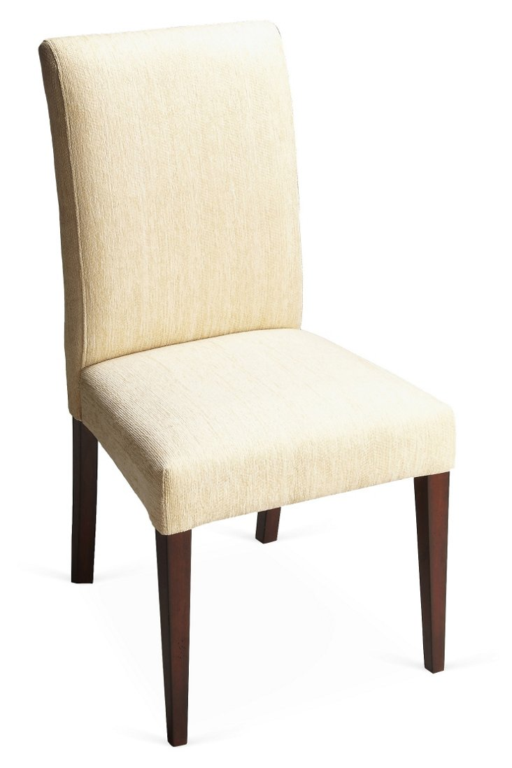 Parsons Chair, Ivory