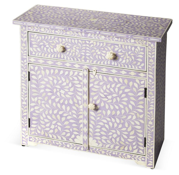 Arlington Accent Chest, Lavender