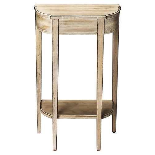 Kimberly Console, Natural
