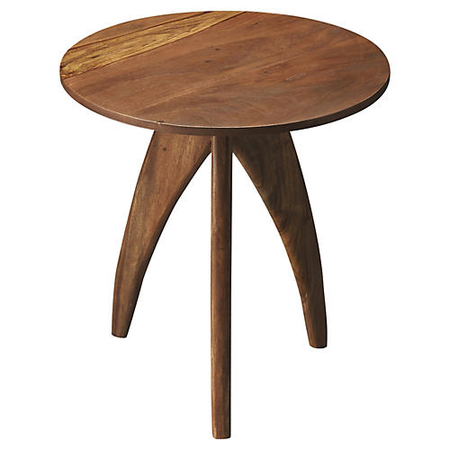 Brooke Side Table, Natural