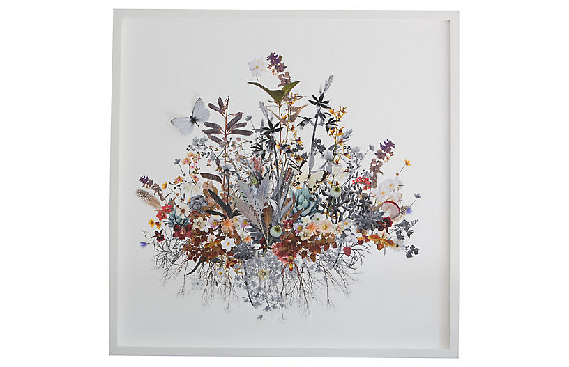 Dawn Wolfe, 3D Plant Montage: Fall