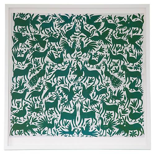 Green Otomi, Dawn Wolfe