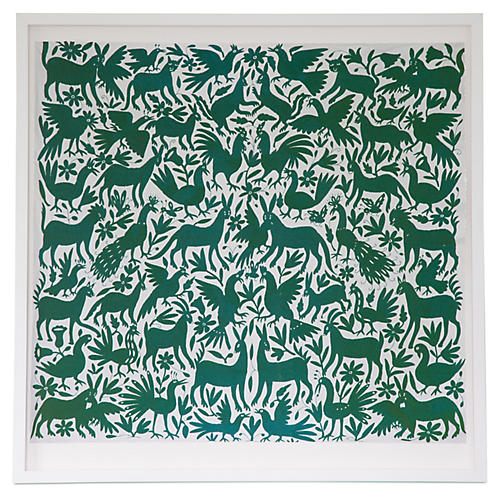 Dawn Wolfe, Green Otomi