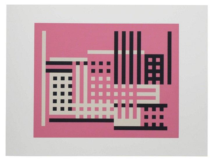 Josef Albers, Portfolio 1, Print 41