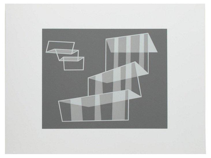 Josef Albers, Portfolio 2, Print 2