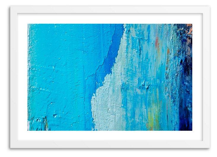 Ekely, Blue II