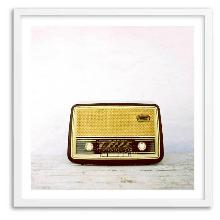 Thanasis Zovoilis, Vintage Radio