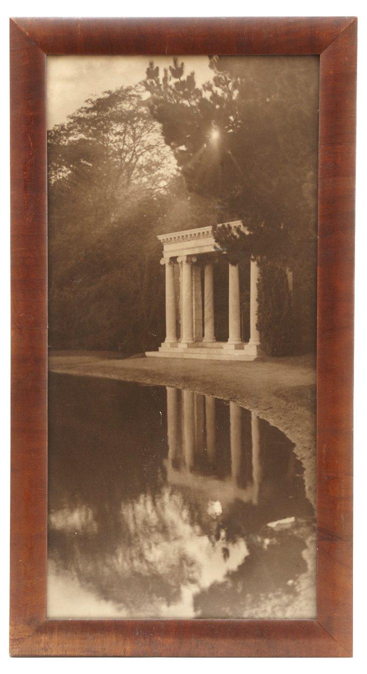 Worden Photograph, Classical Building