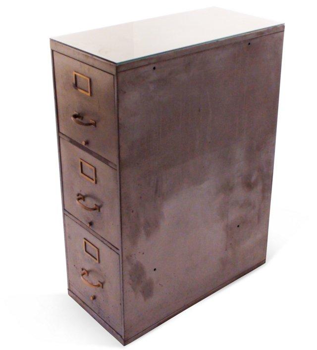 Vintage Steel File