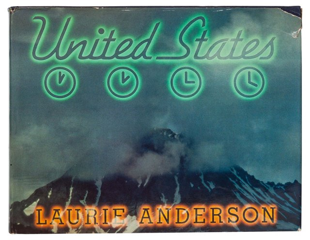 United States, Laurie Anderson