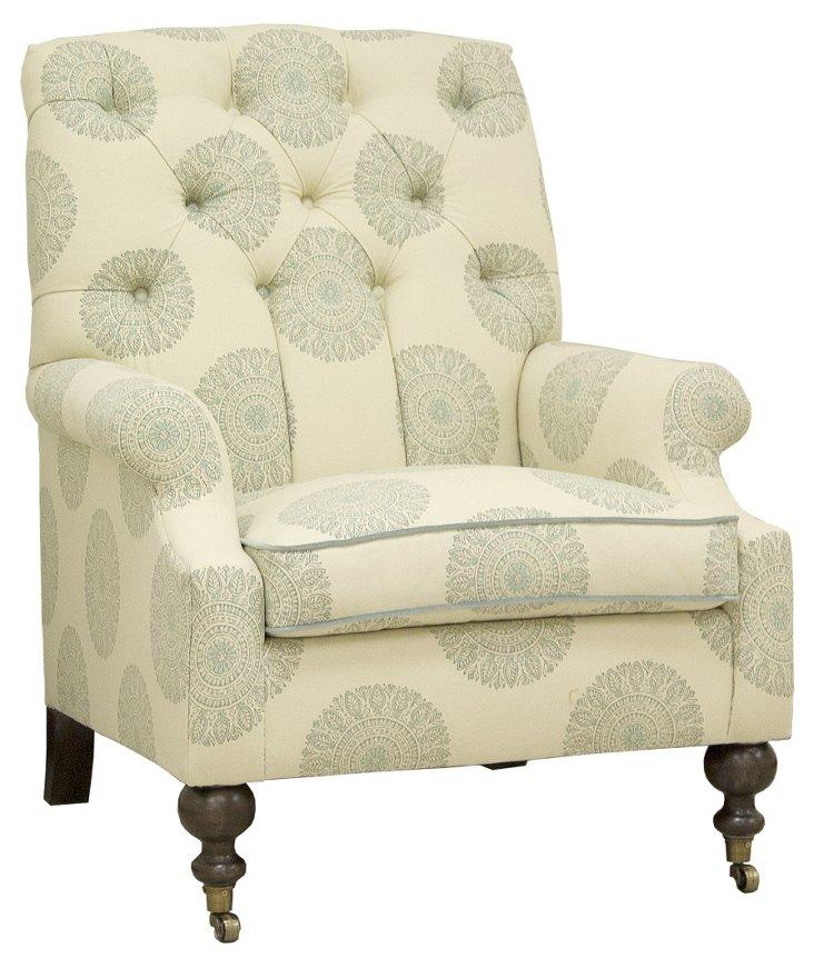 Payton Chair, Cream