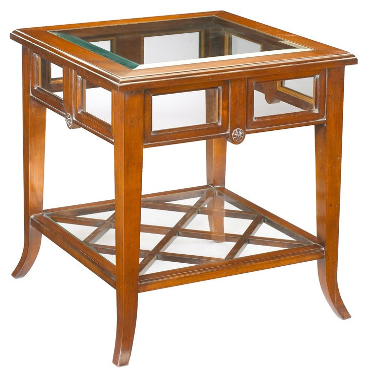 Avenue Dome End Table