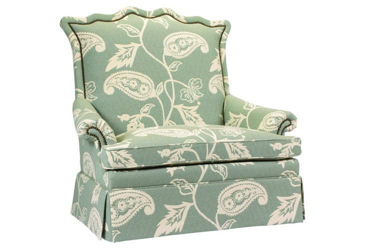 D'Artagnan Lounge Chair