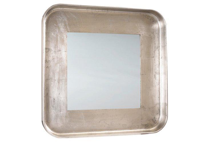 Nantes Mirror, Silver