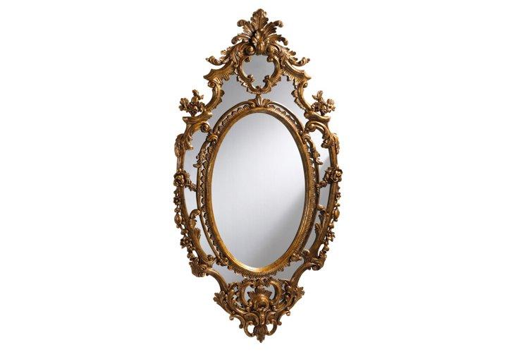 La Rochette Mirror
