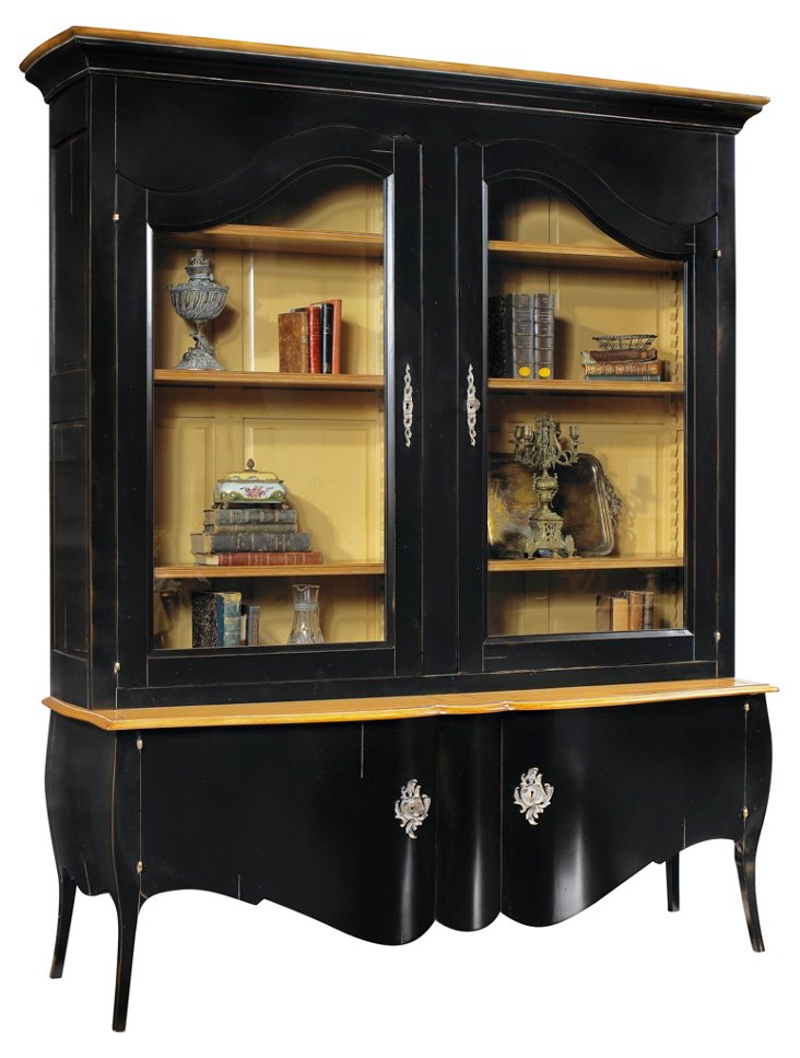 DNU, DISC Chevannes China Cabinet