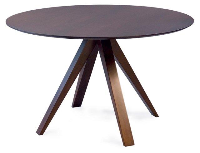 Nova Round Dining Table, Java