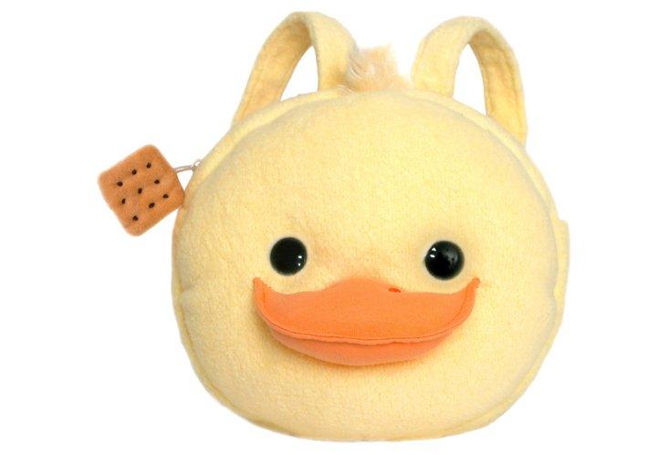 Baby Duck Backpack, Yellow