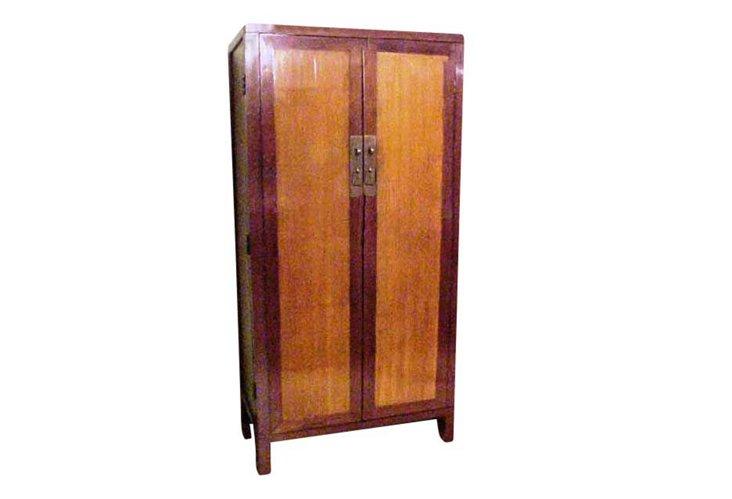 Dunn Bamboo Cabinet