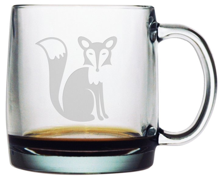 Fox Coffee Mugs