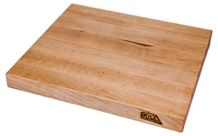 """Maple Edge Grain Board, 12"""" x 10"""""""