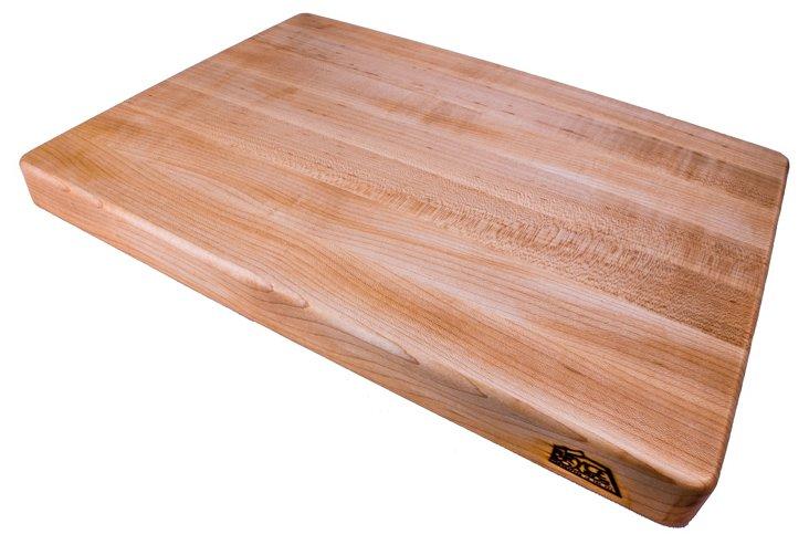 """Maple Edge Grain Board, 17"""" x 12"""""""