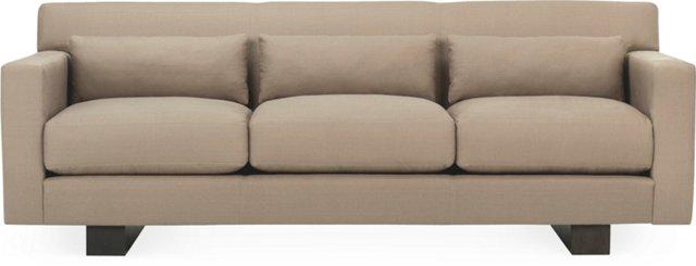 Bolier Cantilevered Sofa